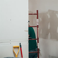 Pyramid Home - Drywall