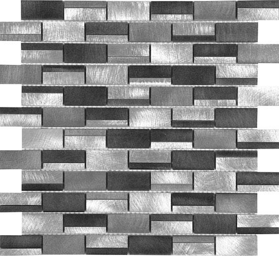 Pyramid Home - Mosaic-Aluminum