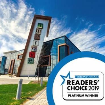Improve Canada Platinum Award